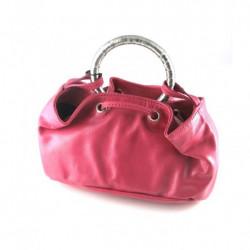 BREIL - Snake soft bag pink