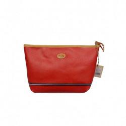 LA MARTINA - Beauty Case rosso
