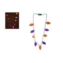 Collana Luci Colorate