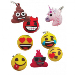 Portachiavi Emoji